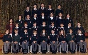 A Cyrildene Primary School class photo - circa 1980