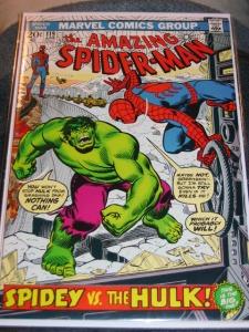 Spidey & Hulk