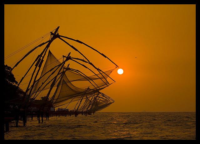 Chinese Finshing Nets 4
