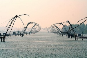 Chinese Fishing Nets 1