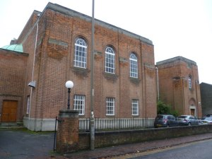 Edinburgh Synagogue 1