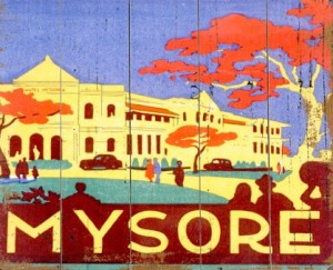 Mysore Sign