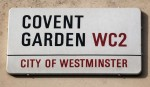 Covent Garden Sign