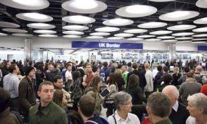Heathrow Terminal 5, 21/11/11