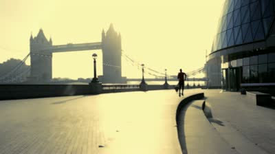 run in london