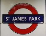 St_James_Park_Station_London_Original_Platform_Sign