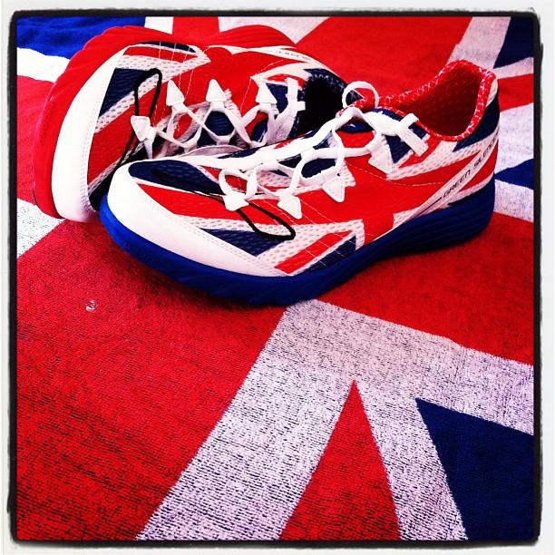union jack sneaker