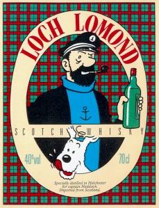 Loch- Lomond- etiqueta