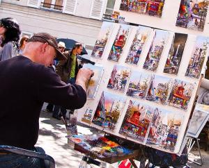 montmartre-street-artists