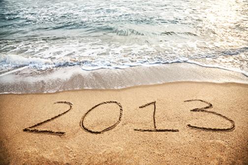 2013 New year