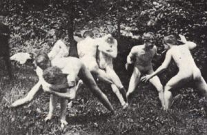 nude wrestle