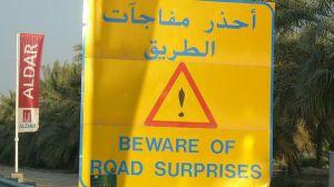 roaad surprises