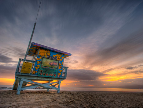 venice-beach-sunset