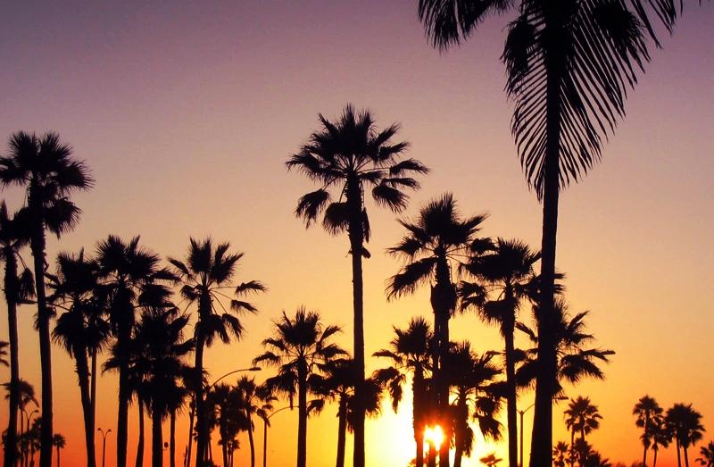 California_Beach_Sunset