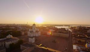 Helsinki summer night