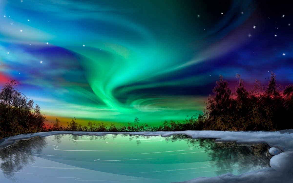 Bucket List Moments: The Northern Lights