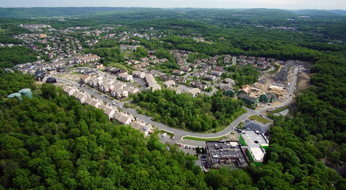A Brief Visit to Kiryas Joel