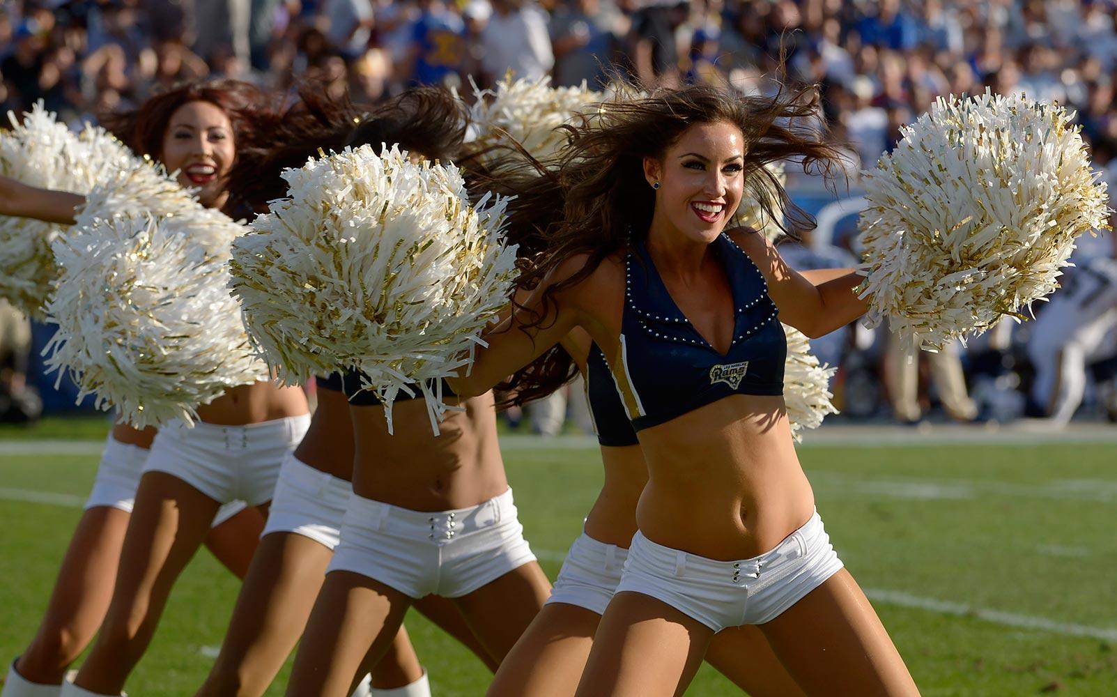 NFL: AUG 13 Preseason - Cowboys at Rams