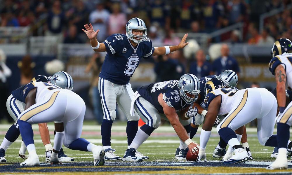 Dallas Cowboys v St. Louis Rams