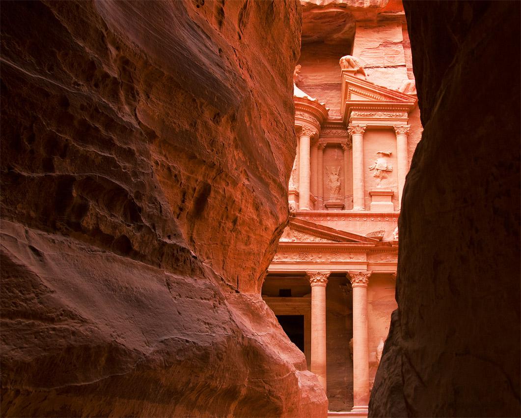 Jordan - Petra - Treasury (medium)